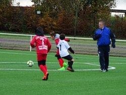 10 novembre 2018 - U10 Rudy / FCH Lens : 1/4 - Union Assocation Sportive Harnésienne