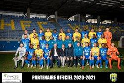 Partenaires : Shooting photos partenaires/joueurs staff N2 (crédit photos : JR GIROD) - Hyeres FC