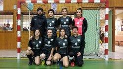 Les 5 équipes Féminines U18-Séniors, Rhône Crussol 07 vainqueur - Interclubs de Football BBRM