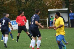 cambron A - bouttencourt - Jeunesse Sportive de Cambron