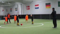 FEM & U6/U7G - 12/01/19 - Play Soccer - Jeunesse Sportive Cintegabelloise