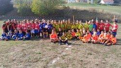 Photos du plateau U6/U7 à Massignieu le samedi 20 octobre 2018 - jeunesse sportive massignieu