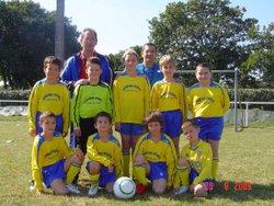 ECOLE DE FOOT - Ecole de football de lanvéoc Sports