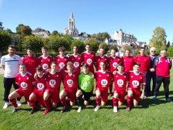 Les photos des équipes, dirigeants et éducateurs pour la saison 2018-2019 - Loches Athletic Club