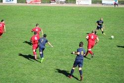 Loches AC - Ste Maure Maillé 1er Tour de coupe Roger Arrault  (2-0) - Loches Athletic Club