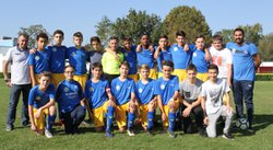 U15 / St Denis de Pile (coupe District) - Football Club Loubesien