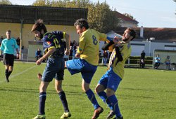 F.C.L (1) / La Laurence 04/10/2018 - Football Club Loubesien