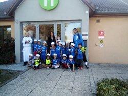 Semaine du goût avec  notre partenaire  l'hôtel Campanile Nancy Ouest laxou  Zénith le 10/10/18 - Maxéville Football Club