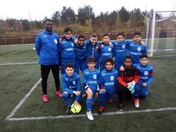 Maxeville Fc U13 /Neuves maisons GS :4-2 - Maxéville Football Club