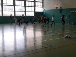 Reprise futsal féminines U11U13 motricité jeux et bonne ambiance !!! - Associazione Club Montreuil Futsal         ACM MONTREUIL FUTSAL