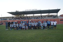 Coupe GV - Rc Provence (D3) 2-1 Fa Val Durance (R2) - Racing Club de Provence