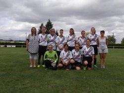 SAS-RIBERAC Féminines 23.09.18 - SAINT-AULAYE SPORTS