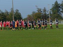 u18 SCAF contre Sévérac: 3-4 - Sporting Club Avessac-Fégréac