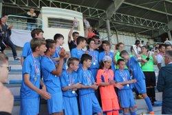 Victoire 5 à 1 face à St ANGEAU - S. C. MOUTHIERS FOOTBALL