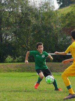 U13 Retour en images sur SPUC Foot vs Anglet Genêts - SPUC  Foot Saint Pée
