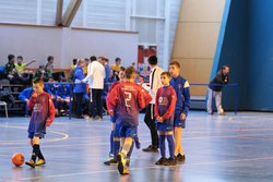 TOURNOI U13 DU TILLES FC    06 / 01/ 2019 - Tilles Fc