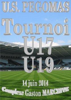 Le 2ème tournoi U17 & U19  crée son site Internet !