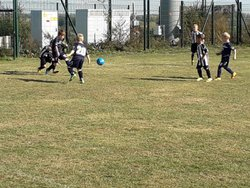 U7 plateau à  Famars samedi 13 octobre 2018 - UF Anhiers