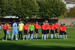U 15  UFT 0 - 0 APPOIGNY - Union du Football Tonnerrois