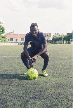 2018-2019 Le Jeune Capitaine Sekou - UNION LE MANS SUD 72