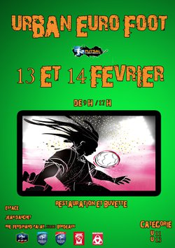 Inscription tournoi FUTSAL