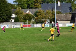 Coupe du district USAM(A)-Ecommoy(B) - UNION SPORTIVE DES ALPES MANCELLES FOOTBALL