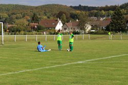 Victoire U15 (Ent.Montigny-St Martin / Ent U15AJC-Cailly : 0-8) - US Cailly