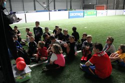 Stage Octobre 2020 - Cotent'Indoor - U6 - U11 -- 29/10 - USLG Football