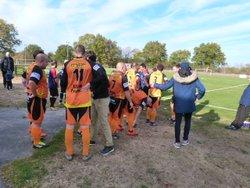 USPA (2) - NOGENT (2) et JARGEAU/ST DENIS - USPA - UNION SPORTIVE POILLY-AUTRY FOOTBALL