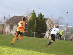Bonny/Beaulieu (2) - USPA (2)  (Coupe Rollet) - UNION SPORTIVE POILLY-AUTRY FOOTBALL