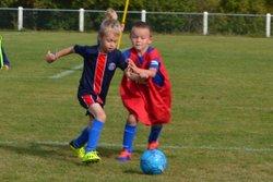 Entrainement U6 - U7 du 10/10/18 - US St Jean sur Mayenne Football