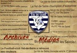 Archives médias 2013/2014 - Football Club du Val de Saire