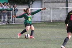 Match des U17F A VGA Bohars contre Lesneven (13/10/2018) au Stade Mathieu Pellen - VGABohars Féminines