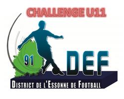 1er TOUR DEPARTEMENTAL CHALLENGE U11