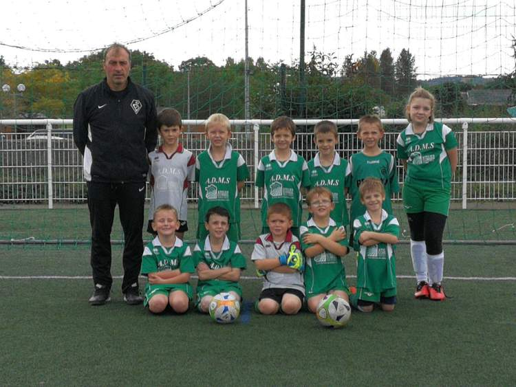 Ajax Daumeray U8/U9
