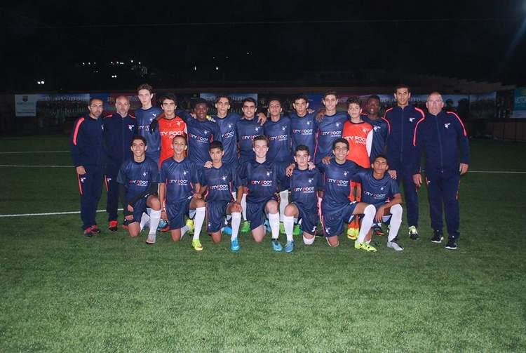 CITY FOOT ACADEMY  U18 (Maroc)