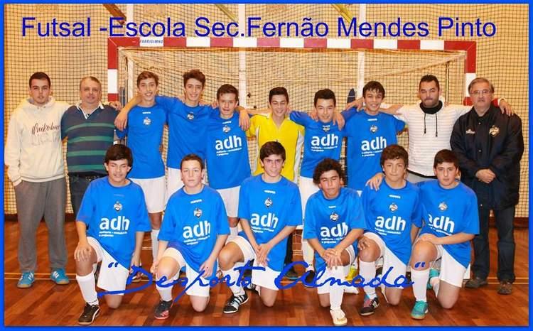 C.F.Escola Fernão Mendes Pinto - Iniciados