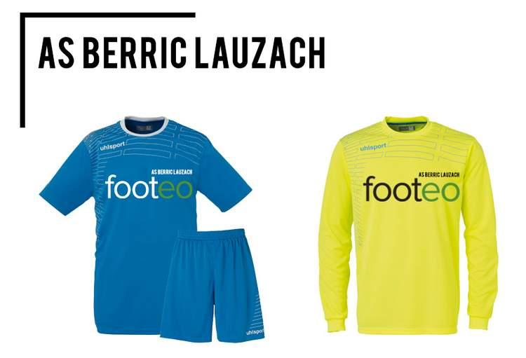 AS Berric Lauzach