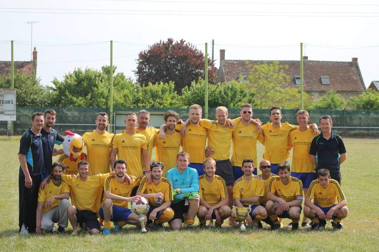 Spartak Crouzilles 1