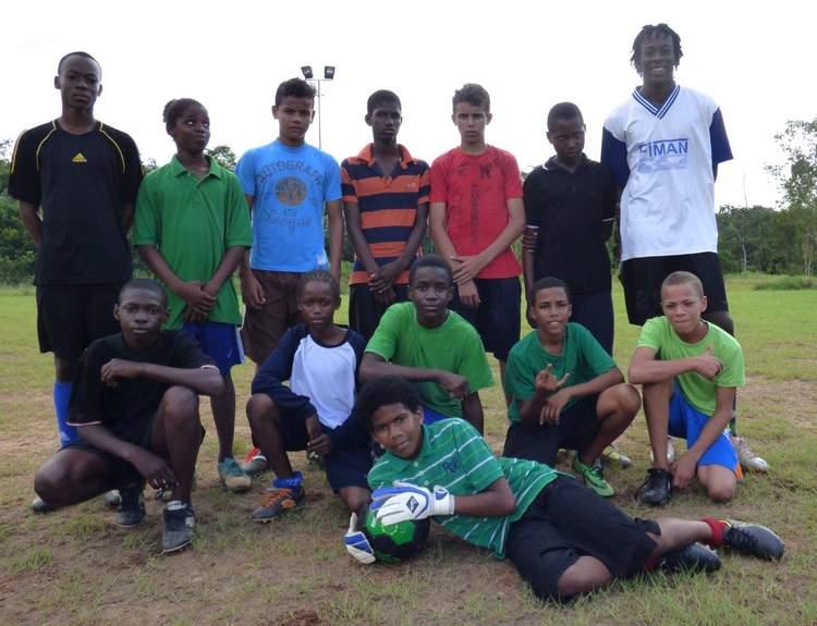équipe jeunes U13