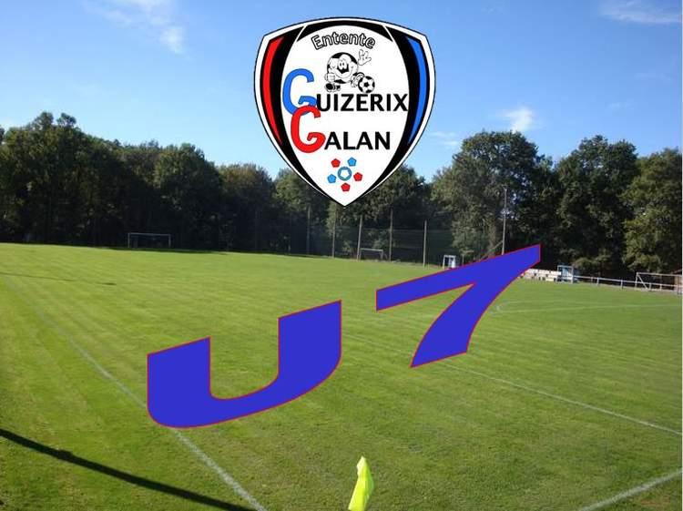 U7 - Entente Galan Guizerix