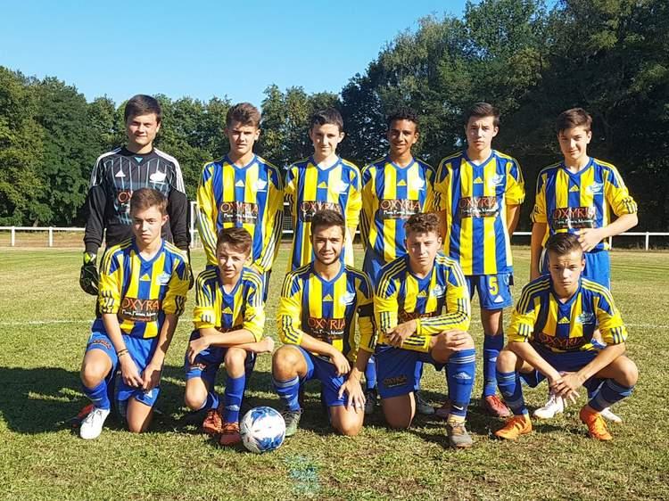 U18 Equipe 2