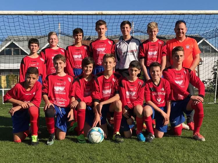 F.C.Heiteren U15