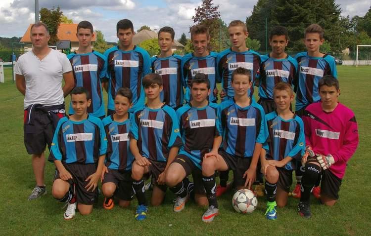 Entente Nestes-Plateau-Galan U15 Equipe 1