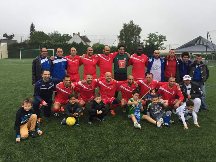 FC Bussy vétéran + 35 ans