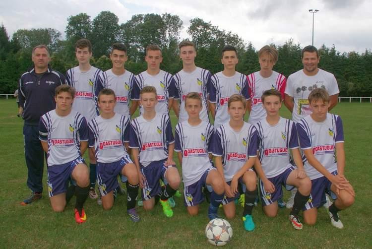 FC Nestes U17 Equipe 1