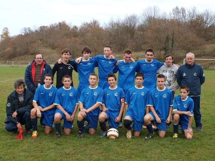 FC Lauzes U18