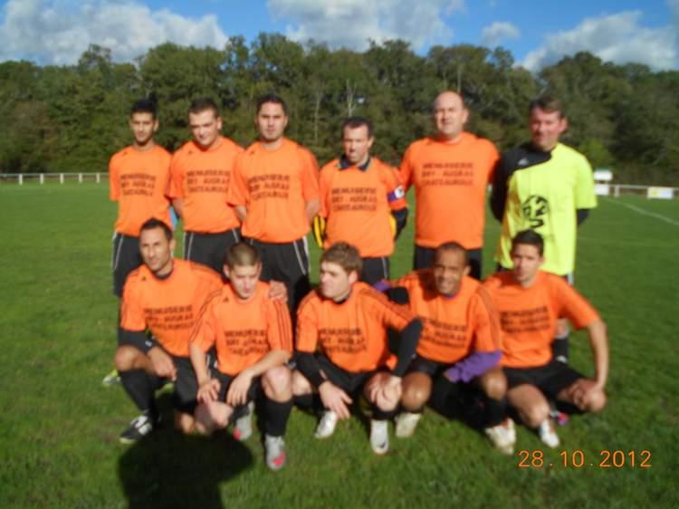 Equipe 2 - 3ème Division