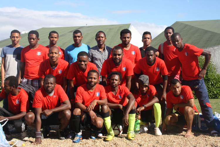 FC Mahorais 86 (AS Gibauderie 2)
