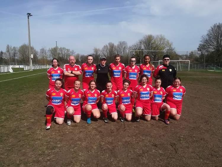 Royal Gosselies Sport Girls